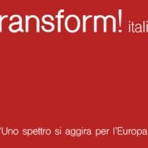 Nasce il nuovo sito di Transform Italia