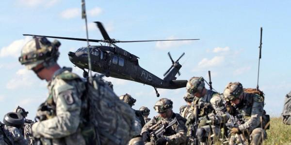 Esercitazione Nato in est Europa, anche con Italia