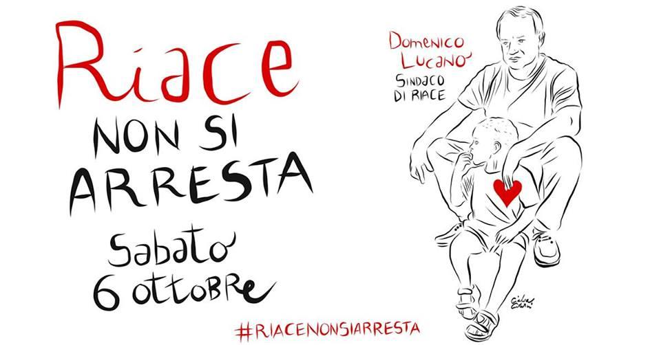 Con Mimmo Lucano contro lo Stato di polizia. Infame tweet del ministro dell'Interno