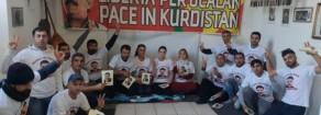 Con la comunità curda di Roma al fianco del presidente Öcalan e di chi si oppone al fascismo in Turchia