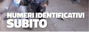 Basta abusi in divisa: codici identificativi subito