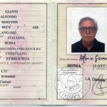 C.I. Alfonso Gianni B
