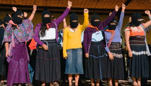 """Solidarieta' del PRC-SE alle donne zapatiste  """"non siete sole"""""""