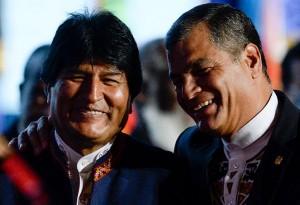 ECUADOR E BOLIVIA: CONTINUA LA GUERRA GIUDIZIARIA CONTRO LA SINISTRA