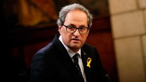 Quim Torra, Presidente della Generalitat catalana