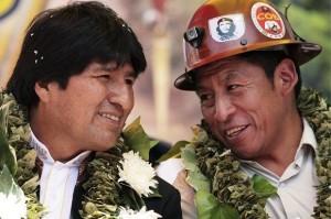 """Tra il 2006 e il 2019 si è svolto il processo più profondo della storia boliviana, caratterizzato da una rivoluzione politica che ha portato """"quelli in basso"""" nel blocco al potere. Foto: Alejandro Azcuy Domínguez"""