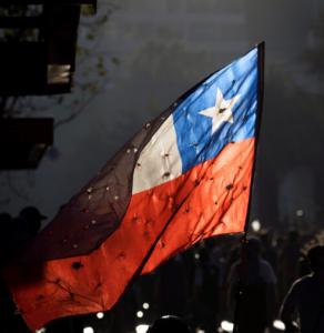 Bandiera cilena