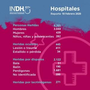 Report sanitario - Istituto nazionale dei diritti umani