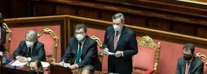 Acerbo (PRC-SE): Draghi non ha citato la Costituzione. E' il governo dell'arco incostituzionale
