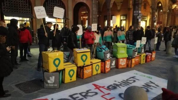 riders-sciopero-contro-colossi-delivery